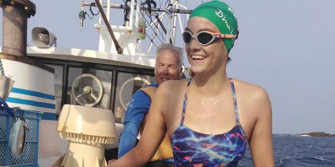 DINA LEVAČIĆ O NOVOM POTHVATU: 'Iako su me valovi gotovo od starta valjali, znala sam da mogu nastaviti'