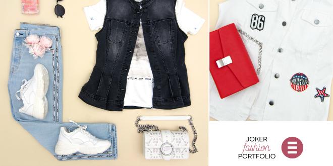 JOKER FASHION PORTFOLIO: Prsluk – modna šetnja od rocka do chica