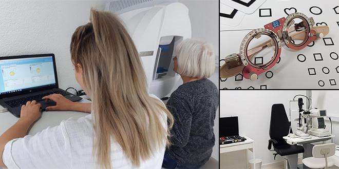Promotivne cijene za pretrage vidnog polja i specijalističkog oftalmološkog pregleda u Poliklinici Lukšić