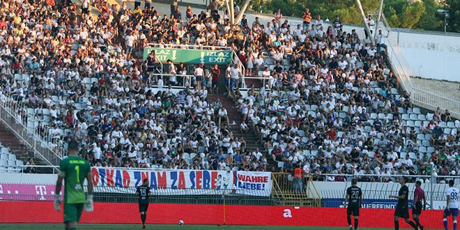 VIDEO Pogledajte kadrove s utakmice Hajduk - Gorica 3:0 iz malo drukčije perspektive...