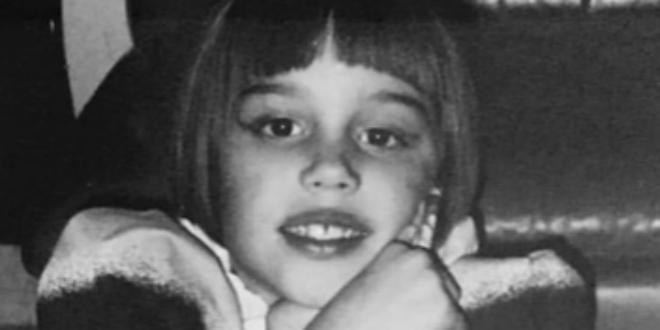 Franka Batelić podijelila fotografiju iz djetinjstva, a Vedran joj napisao simpatičan komentar