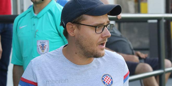 KRAJ: Hat-trick Jurice Bajića za 4:0 Hajduka II u Vinkovcima!