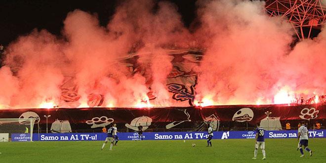 Hajduku 75.000 kuna kazne