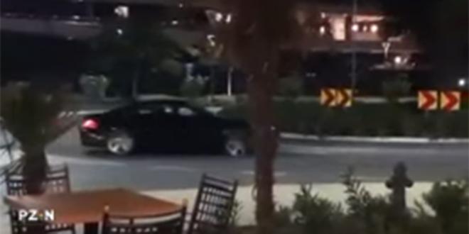 VIDEO Pogledajte divljanje automobilom na Zapadnoj obali