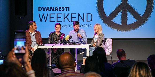 PREDSTAVLJEN PROGRAM 12. WEEKEND MEDIA FESTIVALA Severina, Rasta, Biver, izbor najboljeg političkog PR-ovca godine i kako se transformira TV