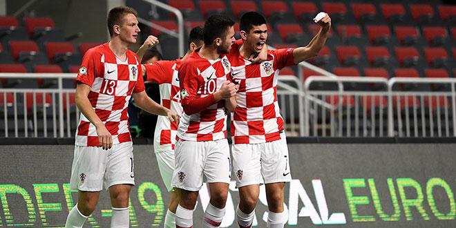 SENZACIJA: Hrvatska futsal reprezentacija do 19 godina ušla u finale Eura!