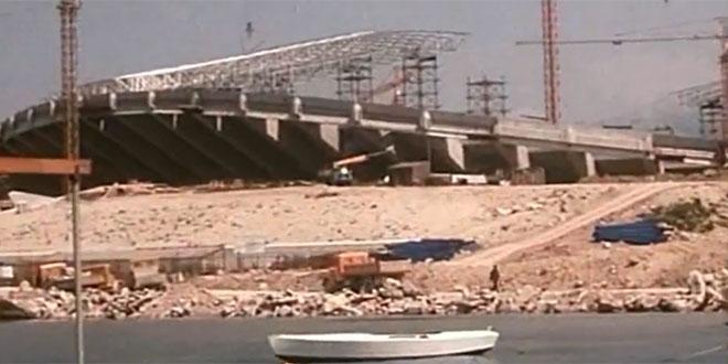 VIDEO: Pogledajte sjajan prilog o izgradnji Poljuda