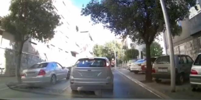 VIDEO IZ SPLITA Čak četiri vozača prošla kroz crveno
