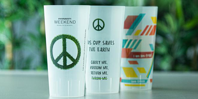 Weekend Media Festival bez jednokratne plastike