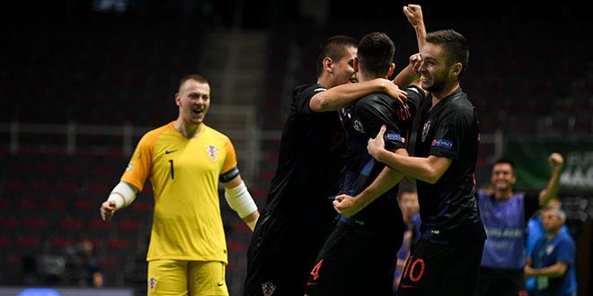 FUTSAL: Doznajte više o mladim igračima FC Splita, pred kojima je veliko finale Eura