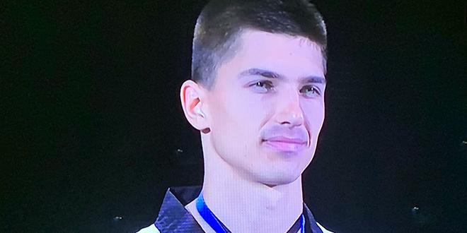 Fantastični Toni Kanaet osvojio broncu u Japanu pobijedivši aktualnog olimpijskog pobjednika