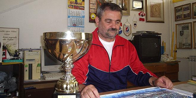 U Vranjicu je preminuo dugogodišnji sportski djelatnik Ante Božić Ćoni, koji je cijeli život posvetio rukometu