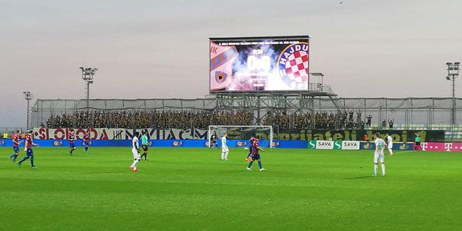 KRAJ: Teklić Hajduku donio bod!