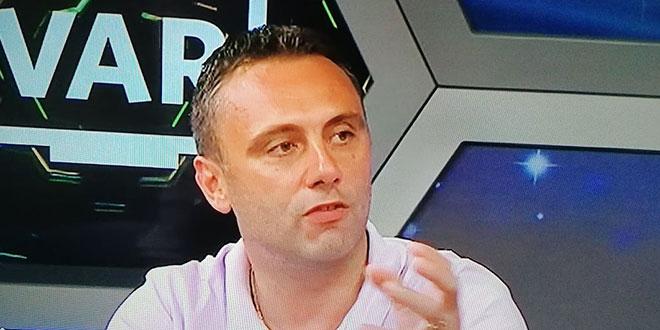 NI VAR NAM NEĆE POMOĆI: Pristovnik je gledao istu snimku kao Strahonja, ali tvrdi da nije bilo kaznenog udarca za Hajduk!