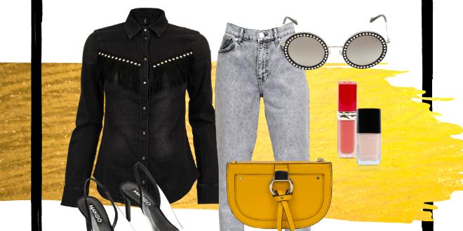 JOKER FASHION PORTFOLIO: Ove jeseni volimo tamni jeans!