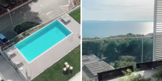 VIDEO Zavirite u luksuzni stan hajdukovca Ivana Bulosa Guerrere