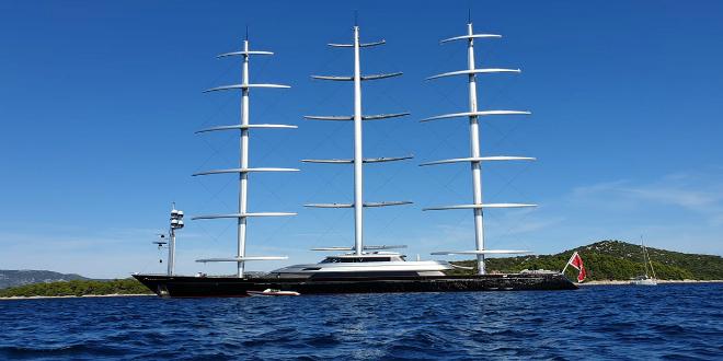 'Malteški sokol' plovi oko Murtera, tjedan dana na ovoj jedrilici košta 545 tisuća eura