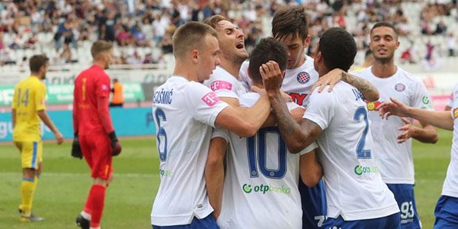 Hajduk danas protiv Varaždina ide po novu pobjedu (UŽIVO, 15 sati)