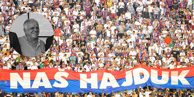 Naš Hajduk odgovorio Jaki Andabaku: 'Gdje ste bili od 2008. do 2011. kada je klub od 80 milijuna kuna plusa došao do 100 milijuna minusa?'