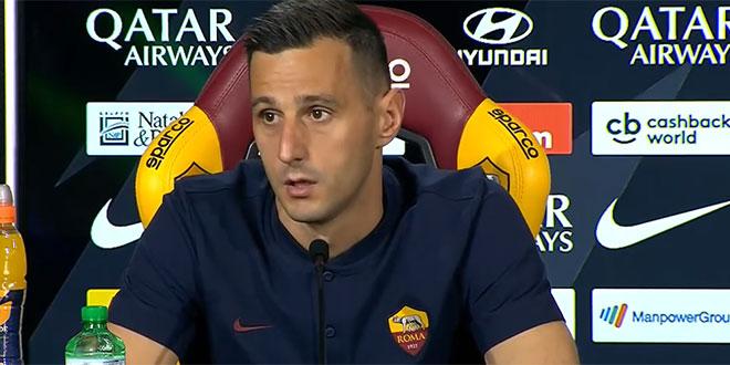 Bivši Hajdukov napadač strijelac za Romu protiv Juventusa