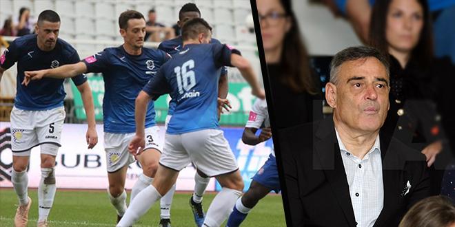 Luka Bonačić je novi trener Varaždina