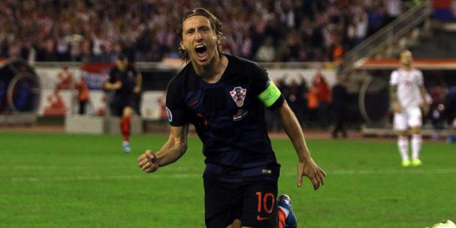 Luka Modrić: Hvala publici, bio je poseban osjećaj i gušt igrati na Poljudu!