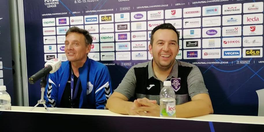 Tomislav Horvat: Na nama je bio velik teret, ali ovi momci ga vrhunski podnose!