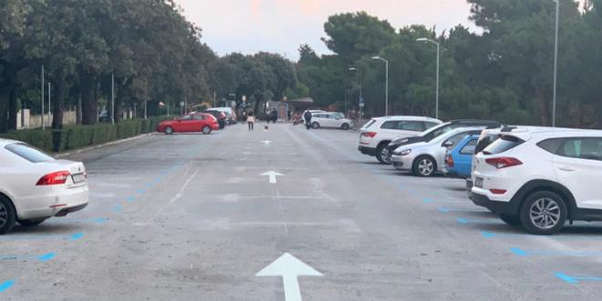 NOVA BLAMAŽA GRADA Predali na upravljanje parkiralište u park šumi Marjan