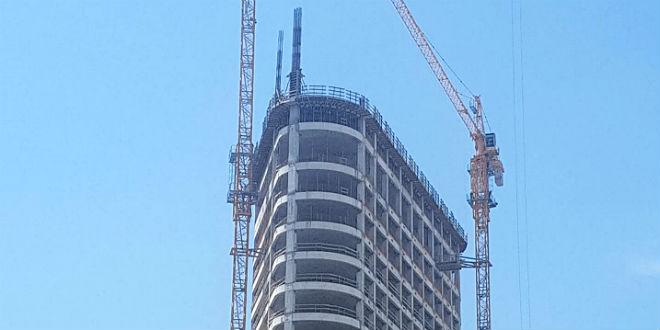 Proširila se priča da se nakosio Dalmatia Tower, investitori komentirali priču o splitskom 'kosom tornju'