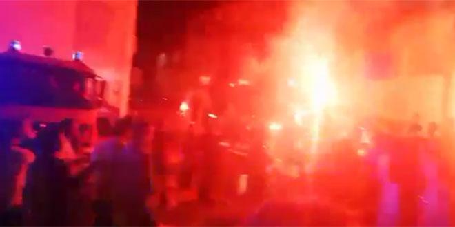 VIDEO: Ludnica u gradu, ženi se vatrogasac