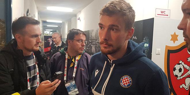 Bradarić: Opet smo primili nesretan gol, a nije nam sviran jedanaesterac