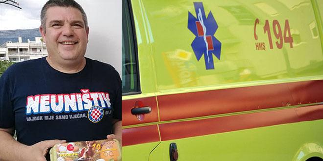 Nikša Vrca teže ozlijeđen u napadu BBB-a u Zagrebu, u bolnici je i čeka operaciju