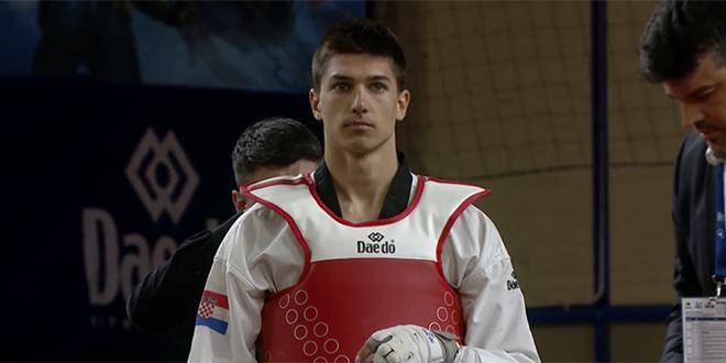 TAEKWONDO KLUB MARJAN NASTAVLJA USPJEŠNU PRIČU: Toni Kanaet u klub je stigao sa sedam godina, a iduće godine nastupit će na Olimpijskim igrama