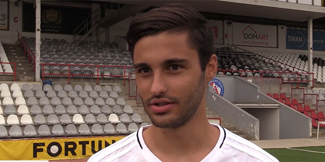 Bivši igrač Hajduka nastavlja s dobrim igrama u Slovačkoj