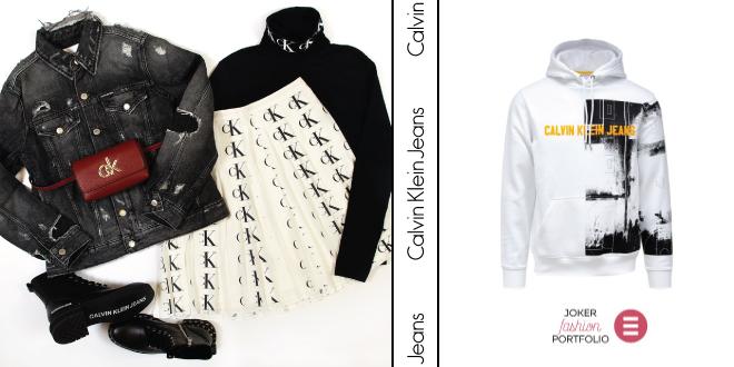 JOKER FASHION PORTFOLIO Brand mjeseca - Calvin Klein Jeans