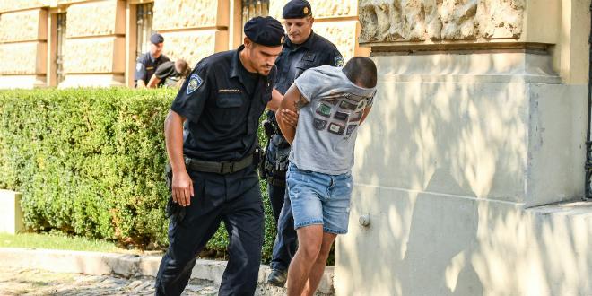 U pritvor se vraćaju torcidaši koji su kod Knina palicama tukli Srbe dok je igrala Zvezda