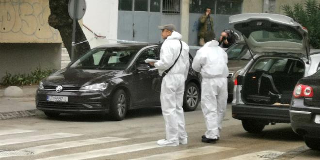 PUCNJAVA KRAJ ŠKOLE SPINUT Meta napadača bio je Splićanin koji je prije tri godine izrešetan na Splitu 3