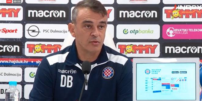 Damir Burić: Nemamo pravog napadača, a Bulos nam nije pojačanje!