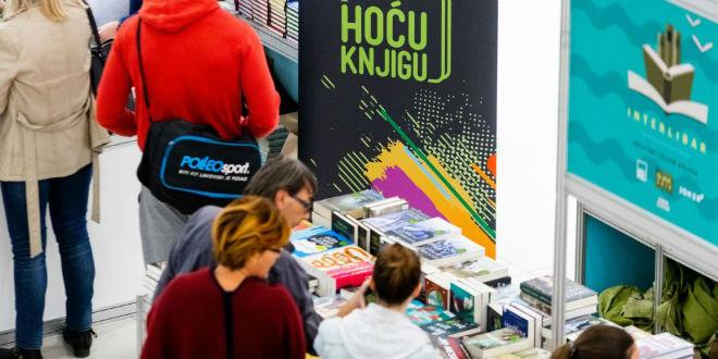 INTERLIBAR U JOKERU: Najnovije knjige, najbolji popusti i najpopularniji autori od 12. studenog u Splitu