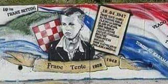 Škorić o smrti Frane Tente: On je istinski hrvatski domoljub i junak koji je neopravdano zaboravljen