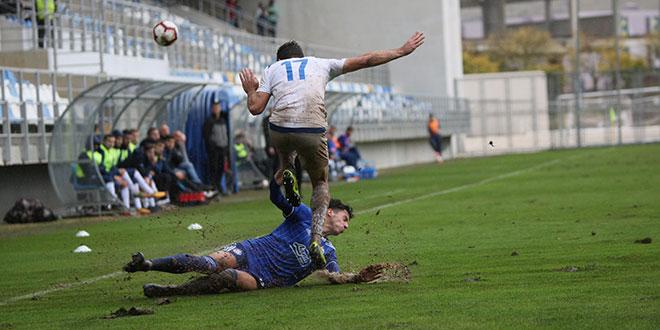 2. HNL: Dugopolje uvjerljivo svladalo Dinamo II