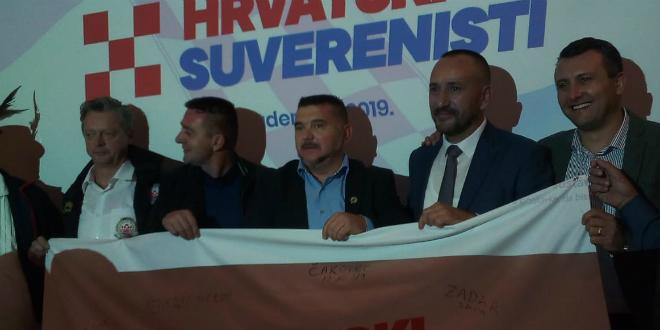 Ruža Tomašić na osnivanju Hrvatskih suverenista: Spremna sam se svega odreći, prati podove ili kuhati kavu, samo da ovaj domoljubni pokret uspije