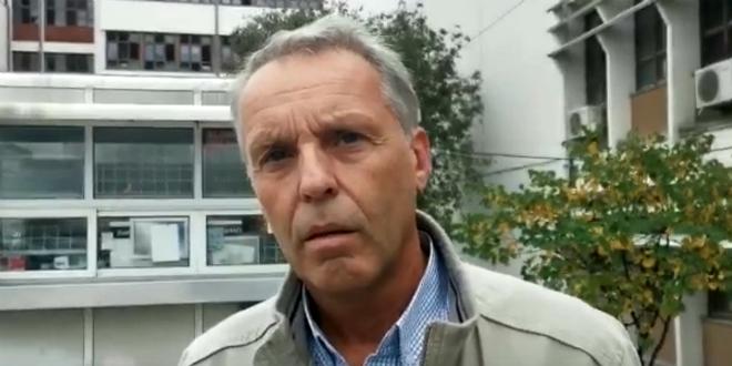 OPARA OD DRUŠTVA MARJAN TRAŽI 25.000 KUNA Splitski gradonačelnik nije došao na suđenje zbog poslovnih obveza u Zagrebu
