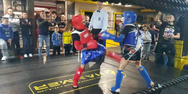 U Splitu održano prvenstvo Hrvatske u tajlandskom boksu za mlađe dobne skupine