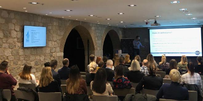EDUKACIJOM DO BOLJE KVALITETE Turistički djelatnici Splita učili na primjerima uspješne komunikacije s javnošću