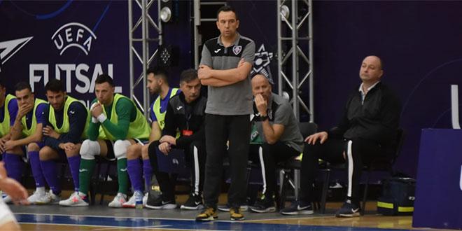 Trener Horvat: Ponosan sam kako je moja momčad reagirala!