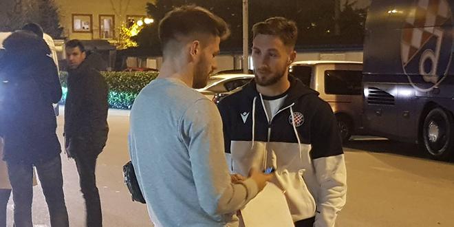 Prijateljski razgovor Simića i Petkovića