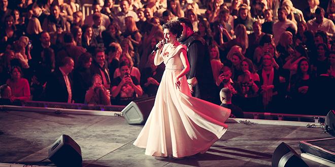 FOTOGALERIJA Doris nakon koncerta za pamćenje: 'Ovo je bio veliki događaj za sve nas'