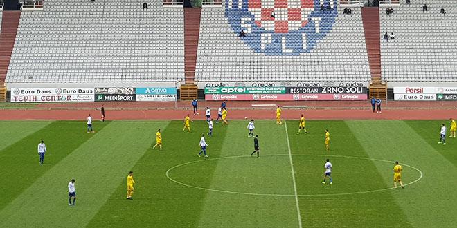 KRAJ: Hajduk II remizirao s Bijelim Brdom, susret pratio i Damir Burić