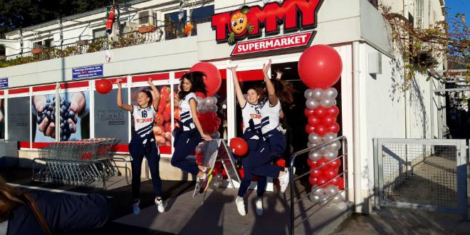 Otvoren renovirani supermarket Tommy u Kaštel Štafiliću